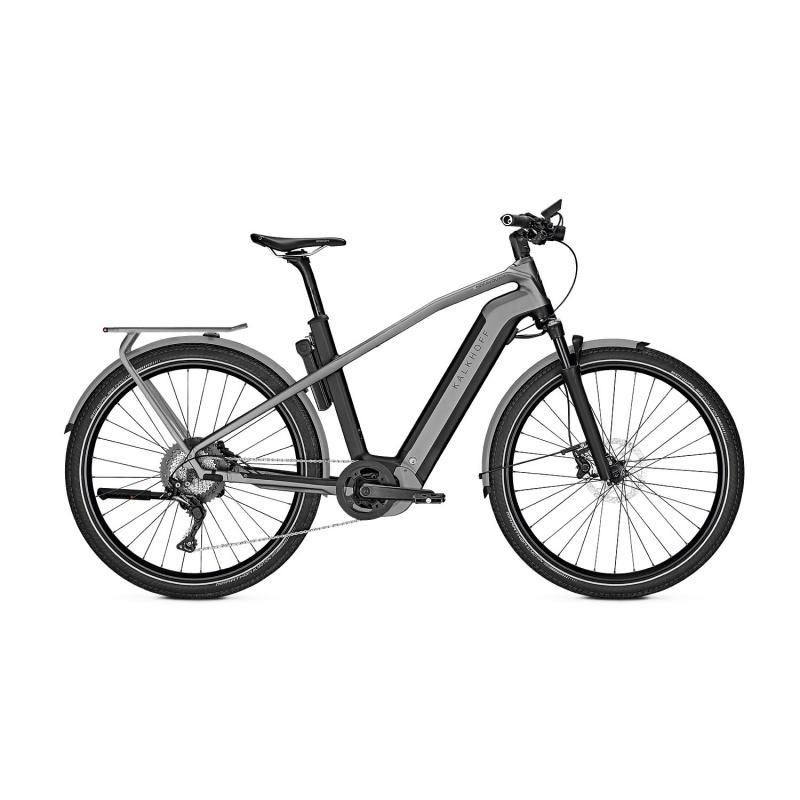 Vélo Electrique Kalkhoff Endeavour 7.B Advance 625 Noir/Gris 2021 (637529061-3) (637529063)