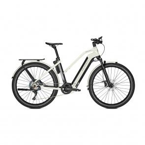 Kalkhoff 2020 Vélo Electrique Kalkhoff Endeavour 7.B Advance 625 Trapèze Noir/Blanc 2020 (637529075-7) (637529077)