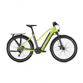 Vélo Electrique Kalkhoff Endeavour 7.B Move 625 Trapèze Noir/Vert 2021 (637529095-7) (637529097)