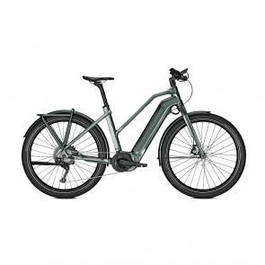 Kalkhoff Promo Vélo Electrique Kalkhoff Endeavour 7.B Pure 625 Trapèze Noir/Vert 2020 (637529015-7) (637529017)