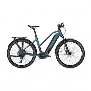 Kalkhoff 2020 Vélo Electrique Kalkhoff Entice 7.B Advance 625 Trapèze Bleu/Noir 2020 (637529135-7) (637529137)