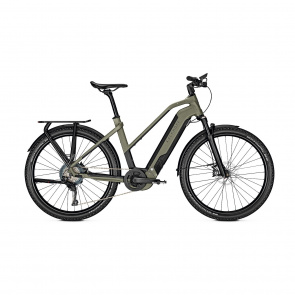 Kalkhoff 2020 Vélo Electrique Kalkhoff Entice 7.B Excite 625 Trapèze Vert/Noir 2020 (637529115-7) (637529117)