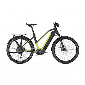Kalkhoff 2021 Vélo Electrique Kalkhoff Entice 7.B Move 625 Trapèze Noir/Vert 2021 (637529155-7) (637529157)