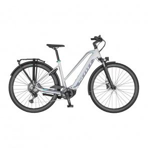 Scott 2020 Vélo Electrique Femme Scott Sub Sport eRide 10 Lady 2020 (274868)
