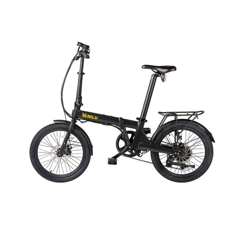 Vélo Electrique Pliable Venilu Vida Noir