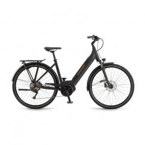 Winora 2021 Vélo Electrique Winora Sinus i10 500 Easy Entry Noir Mat 2021  (44265100)