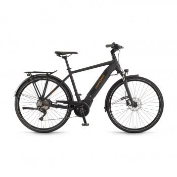Vélo Electrique Winora Sinus i10 500 Noir Mat 2020 (44260100)