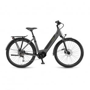 Winora 2021 Vélo Electrique Winora Sinus iX10 500 Easy Entry Gris 2021 (44410210) (4441021054)