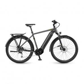 Winora 2021 Vélo Electrique Winora Sinus iX10 500 Gris 2021 (44410010)
