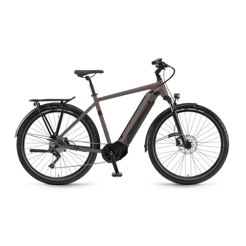 Vélo Electrique Winora Sinus iX12 500 Gris Sable 2021  (44420010)