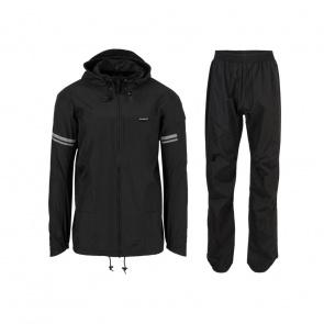 Agu Agu Original Rain Suit Jas + Broek Zwart 2020