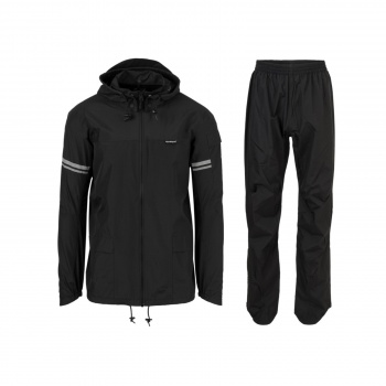 Veste + Pantalon Agu Original Rain Suit Noir 2020