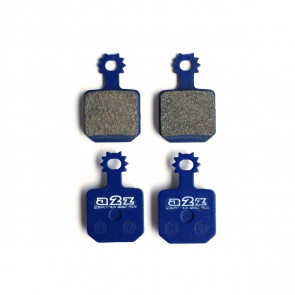 A2Z Pack van 5 A2Z Organische Remblokparen voor Magura MT7 Remmen