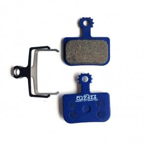 A2Z Pack van 5 A2Z Organische Remblokparen voor Avid DB1/3/5 Remmen