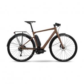 BMC 2020 Vélo Electrique BMC Alpenchallenge AMP City Three Brun 2020 (302105)