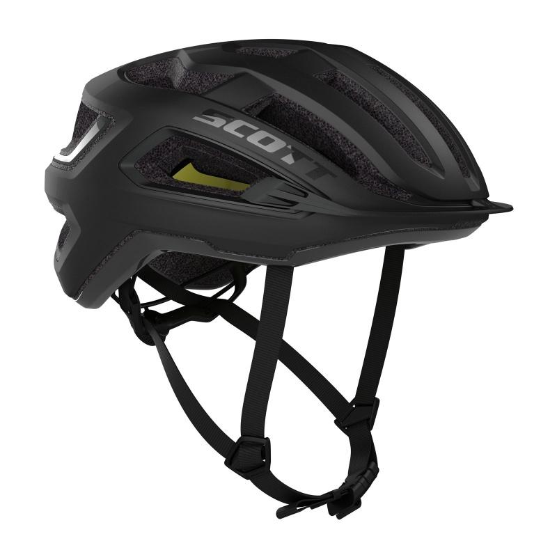 Scott Arx Plus Helm Stealth Zwart 2020