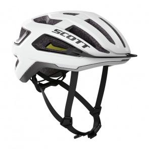 Scott textile Scott Arx Plus Helm Wit/Zwart 2020