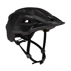 Scott textile Casque Scott Groove Plus Noir Mat 2020