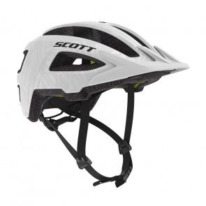 Scott textile Scott Groove Plus Helm Wit 2020
