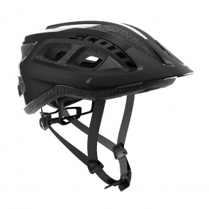 Scott textile Casque Scott Supra Noir 2020