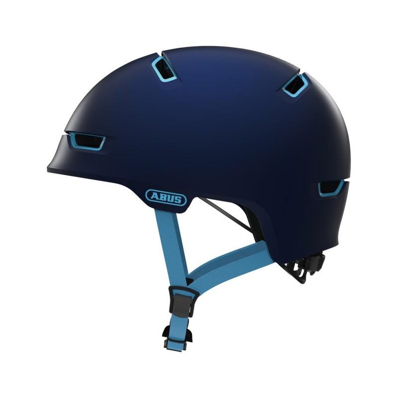 Abus Scraper 3.0 Helm Ultra Blauw 2019