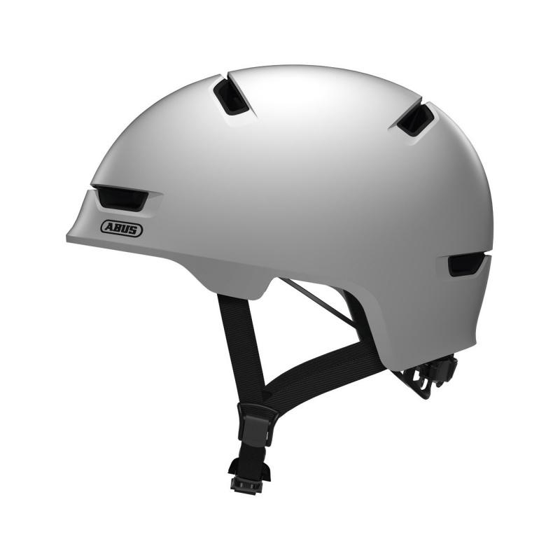 Abus Scraper 3.0 Helm Polar/Mat Wit 2019