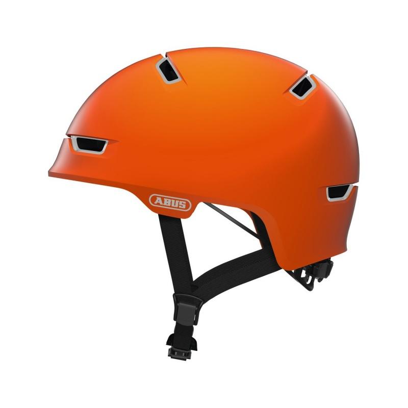 Abus Scraper Ace 3.0 Helm Signal Orange 2019