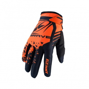 Kenny Brave Handschoenen Oranje 2020