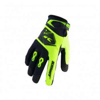 Kenny Track Handschoenen Neon Geel/Zwart 2020