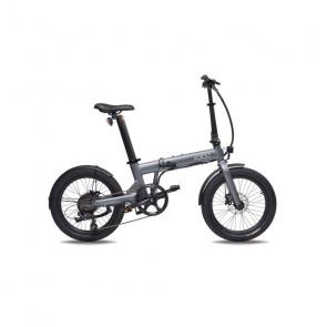 Vélo Electrique Pliable Eovolt Confort Gris Anthracite