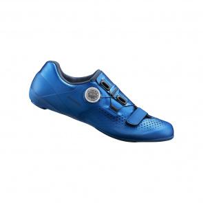 Shimano Course Chaussures Route Shimano RC500 Bleu 2020