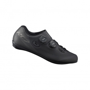 Shimano Course Chaussures Shimano Route RC701 Noir 2021
