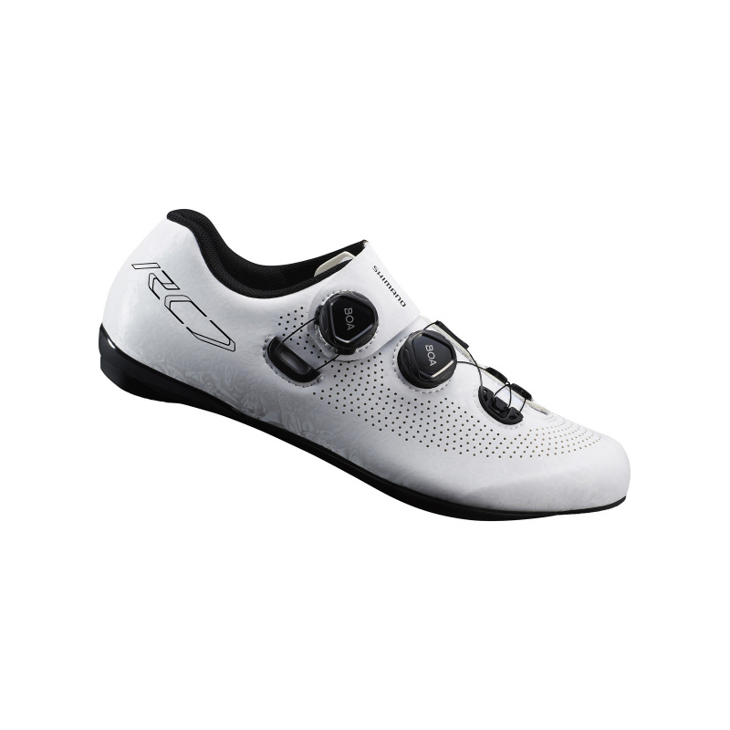 Chaussures Shimano Route RC701 Blanc 2021