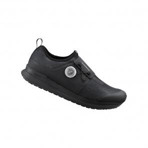 Shimano VTT Chaussures Indoor pour Femmes Shimano IC3 Noir 2020