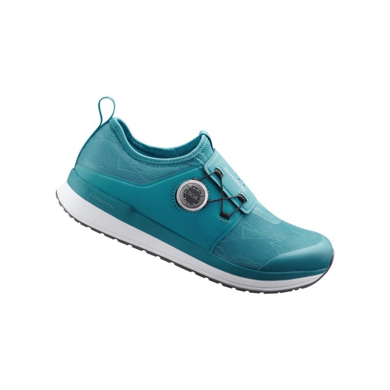 Shimano IC3 Indoor Schoenen voor Vrouwen Groen 2020
