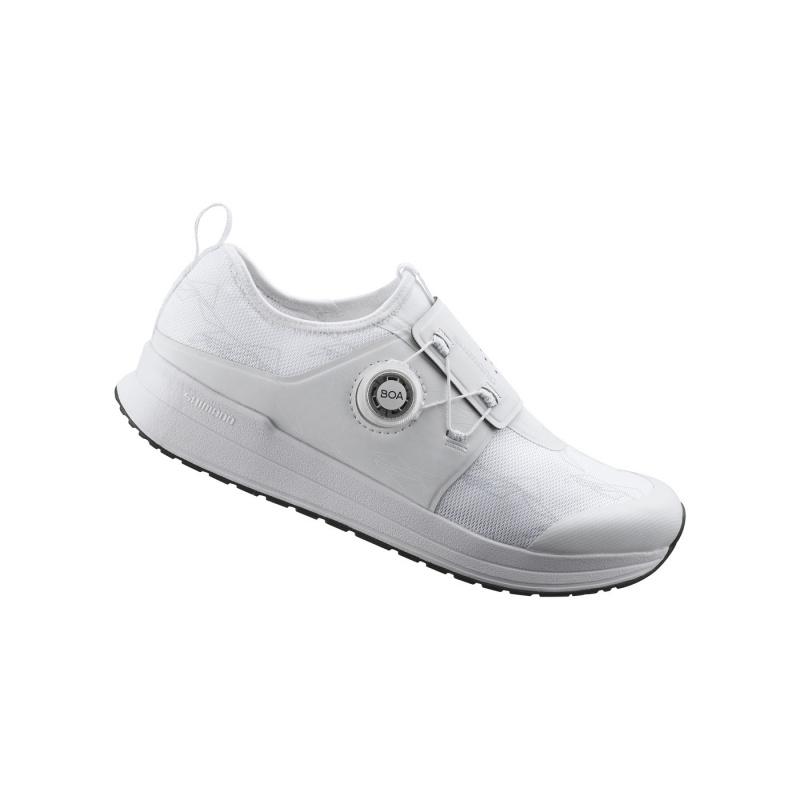 Shimano IC3 Indoor Schoenen voor Vrouwen Wit 2020