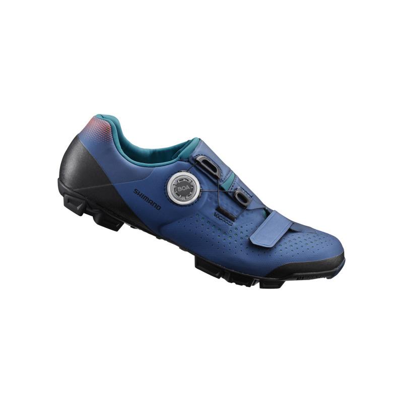 Shimano XC501 MTB Schoenen voor Vrouwen Blauw 2020