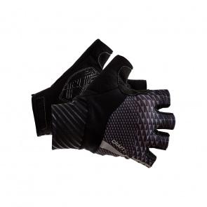 Craft Craft Roleur Korte Handschoenen Zwart 2020