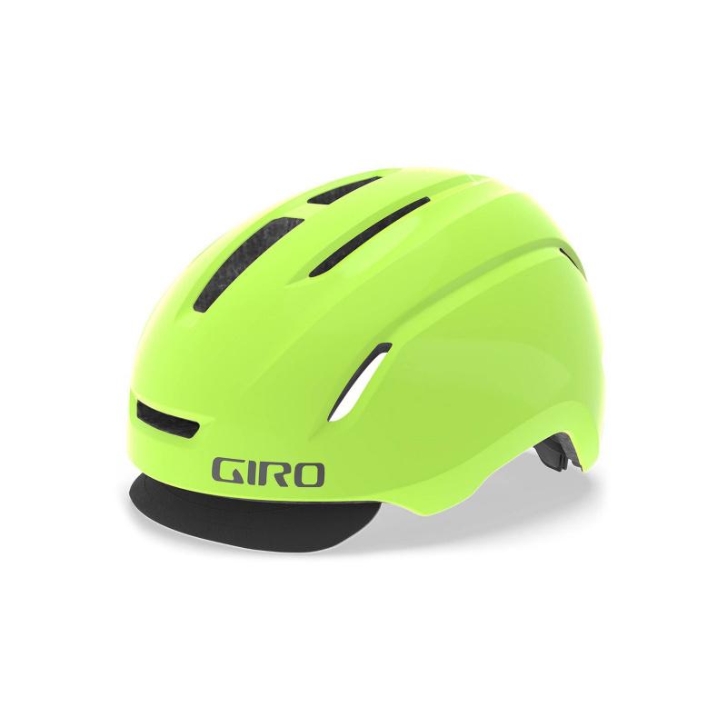 Casque Giro Caden Jaune Mat 2019