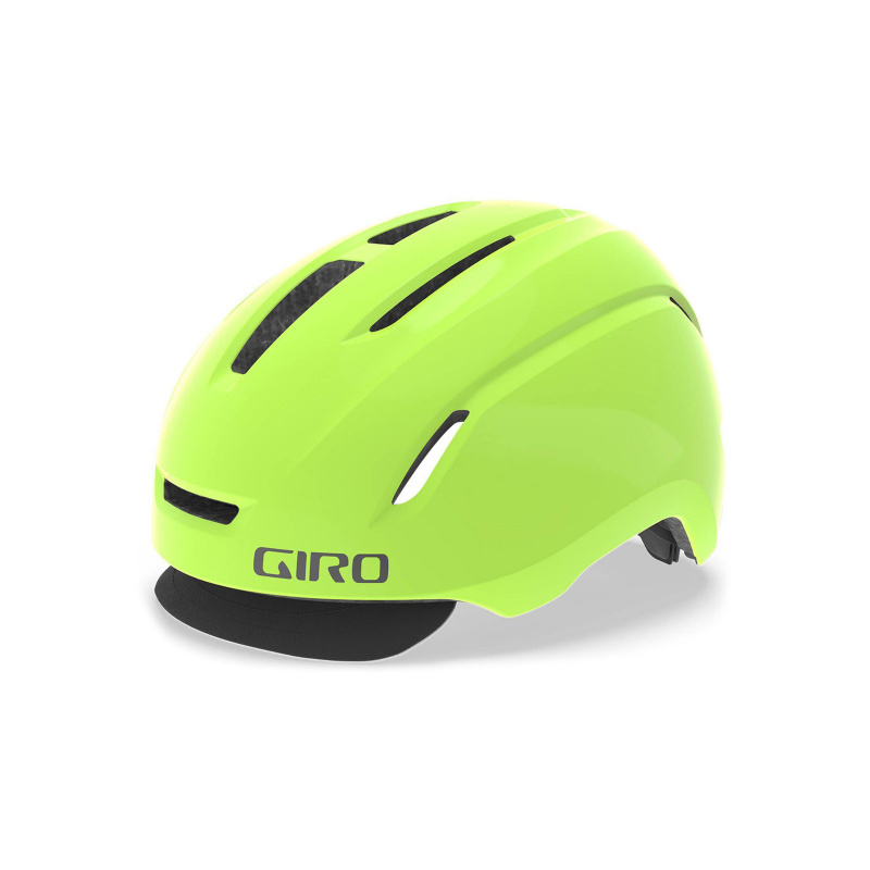 Giro Caden Helm Mat Geel 2019