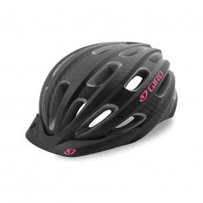 Giro Giro Vasona Helm voor Vrouwen Mat Zwart 2021