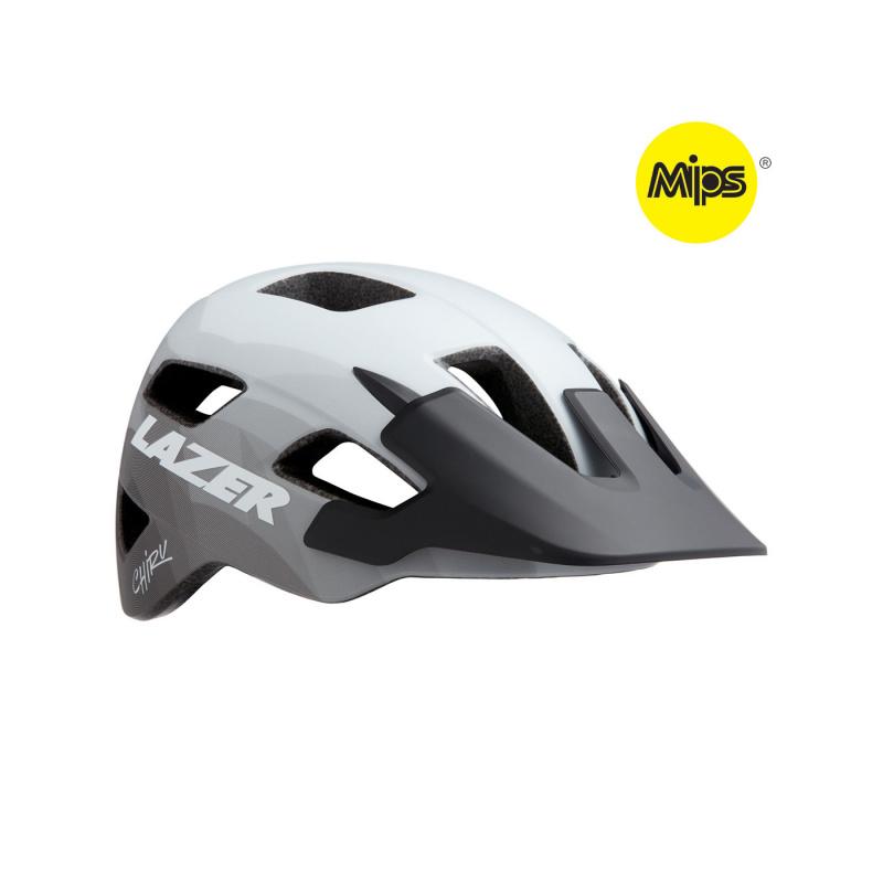 Lazer Chiru MIPS MTB Helm Wit 2020