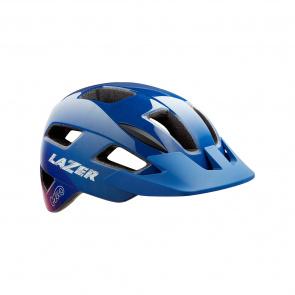 Lazer Lazer Gekko Helm voor Kinderen Blauw/Roze 2020
