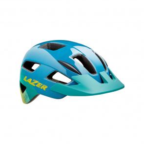 Lazer Lazer Gekko Helm voor Kinderen Blauw/Geel 2020