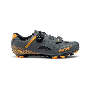Northwave Chaussures VTT Northwave Origin Plus Anthracite/Orange 2020