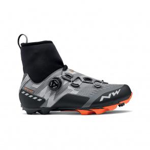 Northwave Chaussures VTT Northwave Raptor GTX Réflectif/Orange 2019-2020
