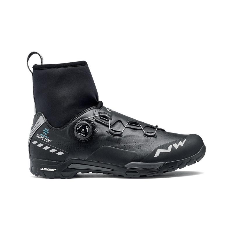 Chaussures VTT Northwave X-Raptor Arctic GTX Noir 2019-2020