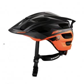 Kenny Enduro S2 Helm Zwart/Oranje 2020