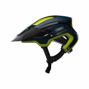 Abus Casque Montrailer Mips Midnight Blue 2019