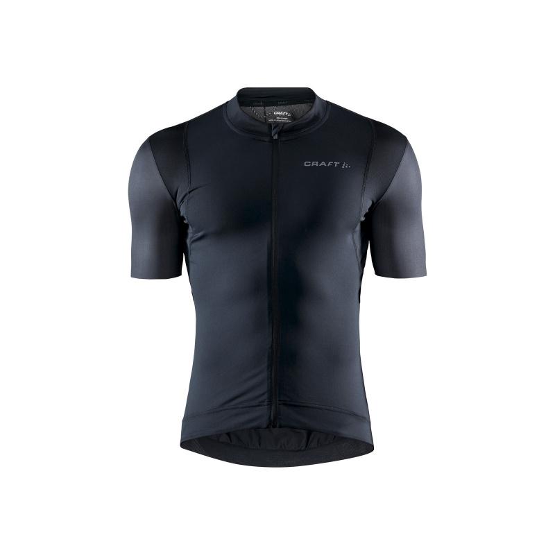 Craft Surge Lumen Shirt met Korte Mouwen Zwart 2020
